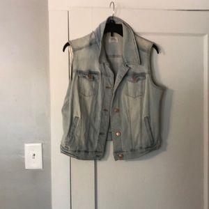 Other - Light Denim vest